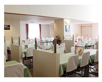 宇都宮市文化会館食堂