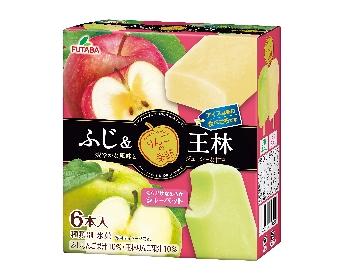 りんごの季節 ふじ&王林