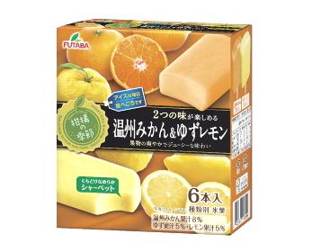 新商品「柑橘の季節 温州みかん&ゆずレモン」「クッキーサンド バター味」が発売されました!